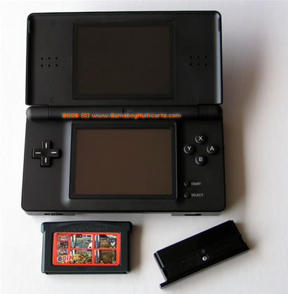 ds lite multicart