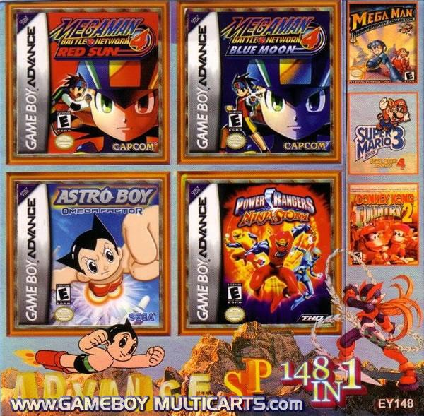GameBoy MultiCarts.com